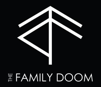 Logo-Family Doom